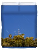 Marconi Radio Tower Duvet Cover