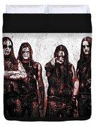Marduk Duvet Cover