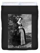 Margaret Woffington (c1714-1760) Duvet Cover
