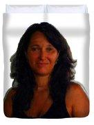 Mari Carmen Duvet Cover