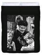 Maria Montessori Duvet Cover