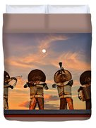 Mariachi Band Duvet Cover