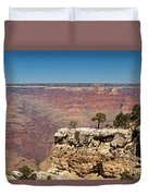 Maricopa Point Grand Canyon National Park Duvet Cover