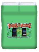 Marijuana 3 Duvet Cover