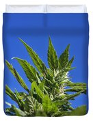 Marijuana Duvet Cover