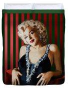 Marilyn 126 D Stripes Duvet Cover