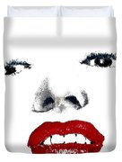 Marilyn II Duvet Cover by David Patterson