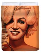 Marilyn Monroe 5 Duvet Cover