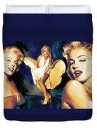 Marilyn Monroe Artwork 3 Duvet Cover