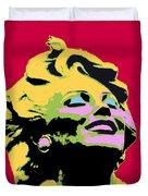 Marilyn Three Duvet Cover