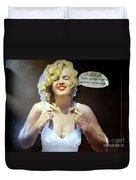 Marilyns Pointers Duvet Cover
