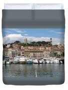 Marina Cannes Duvet Cover