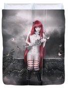 Marionette Duvet Cover