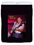 Mark Rocking In Lewiston 2 Duvet Cover