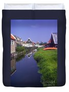 Marken Canal Duvet Cover