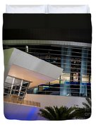 Marlins Park Stadium Miami 6 Duvet Cover