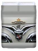 Marque Imperial 1955 Duvet Cover