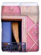 Marrakesh Balcony Duvet Cover