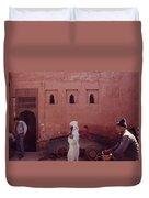 Marrakesh Life Duvet Cover