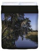 Marsh Creek Duvet Cover