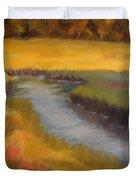 Marsh Mellow Duvet Cover