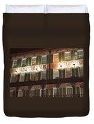 Marshall House Duvet Cover