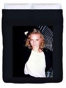 Martha Plimpton 1988 Duvet Cover