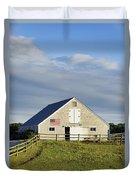 Martha's Vineyard Barn Duvet Cover