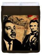 Martin Luther King Jr 2 Duvet Cover