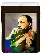 Martin Luther King Jr.  Duvet Cover