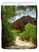 Martinez Canyon Duvet Cover