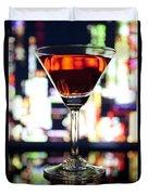 Tokyo Martini Duvet Cover