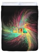 Marucii 237-03-13 Abstraction Duvet Cover