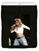 Mary J. Blige Duvet Cover