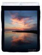 Maryland Sunset Duvet Cover