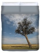 Masai Mara National Reserve Duvet Cover