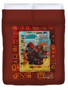 Maseed Maseed 8 Duvet Cover