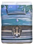 Maserati A6g 54 2000 Zagato Spyder 1955 Duvet Cover