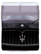 Maserati Granturismo I Duvet Cover