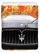 Maserati Granturismo I V Duvet Cover