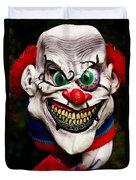 Masks Fright Night 1 Duvet Cover