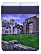 Masonic Lodge Duvet Cover