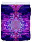 Mastering Universal Ideals Abstract Healing Artwork By Omaste Witkowski Duvet Cover