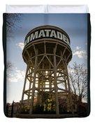 Matadero Water Tank Duvet Cover