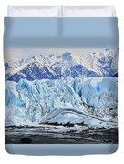 Matanuska Glacier Duvet Cover