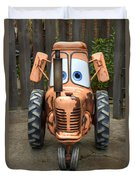 Mater's Tractor Duvet Cover