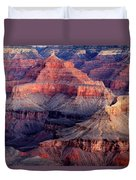 Mather Point Twilight Duvet Cover