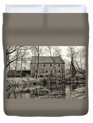 Mather's Grist Mill Duvet Cover