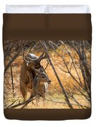 Mating Mulies Duvet Cover