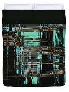 Matrix 1 Duvet Cover
